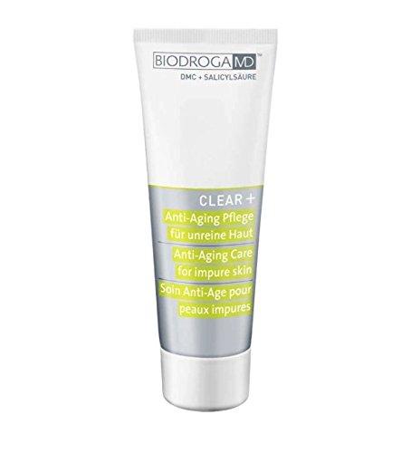 Biodroga MD: Clear+ Anti-Age Pflege (75 ml)