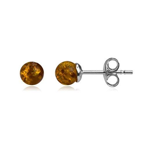 orecchini-a-lobo-in-argento-sterling-e-ambra-miele-piccoli-5mm