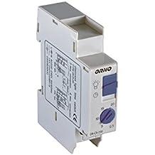 Orno - Interruptor de temporizador automático para escaleras