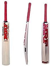 MRF. Genius Virat Kohli Popular Willow Cricket Bat, Full (Age 15+ Years Old)