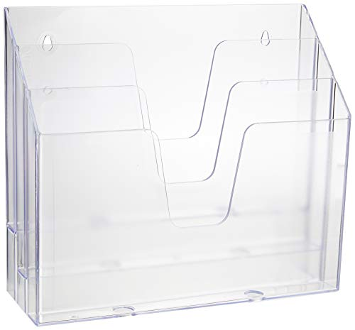 Acrimet Organizador Horizontal 3 compartimientos escritorio