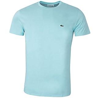Lacoste Herren SS Rundhalsausschnitt Pima Cotton T-Shirt - Aspera - XL