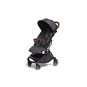 Baby Elegance Tux Pushchair, Charcoal   6