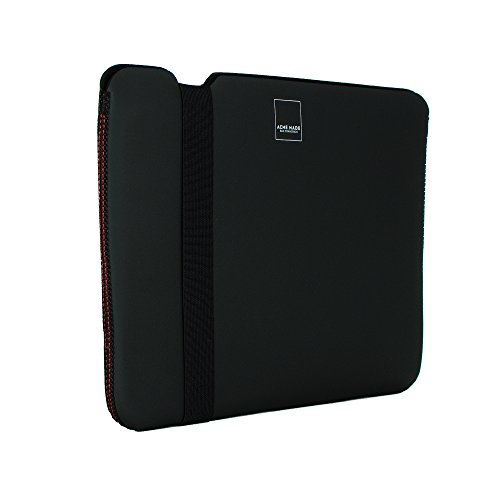 Acme Made AM36796 Skinny Sleeve für Apple MacBook Air, 27,94 cm (11 Zoll) schwarz (Made Macbook Acme Air)