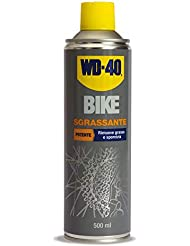 WD-40 BIKE - Sgrassante Bici Spray Rapido e Potente - 500 ml