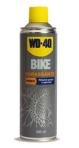 WD40 12231 desengrasante Bike Spray, transparente, 500 ml
