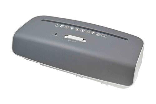 Quigg Aufsatz Aktenverniter Schredder Sicherheitsklasse 2 Streifen Schnitt Grau