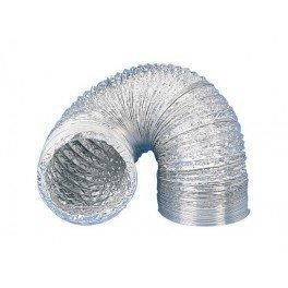 Gaine aluminium pour extracteur d
