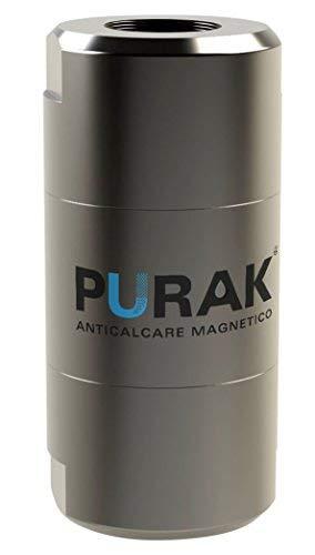 """PURAK, PATENTIERT Kalkschutz Magnetischer Anti Kalk Magnet 3/4\"""" Anschluss Zulaufschlauch, 100{2562f3d2a2acc4a7a6f21ca338bff259258b0c67afad087d0d633120d51e6c01} Made in Italy, Durchfluss 30 Lt/Min. Modell PK.3060-34"""