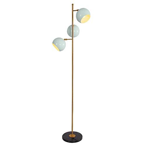 *Stehlampe Stehlampe, LED-Stehlampe, moderne minimalistische kreative Esszimmer Wohnzimmer Persönlichkeit mediterrane Stehlampe Stehlampe gewölbt