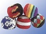 IT-MAGNET 3406 5er Set Hacky Sacks / Footbag Hacky Sack