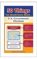 50 Things You Should Know about U.S. Government: The Judicial Branch by Jonathan Gross (2015-09-01)