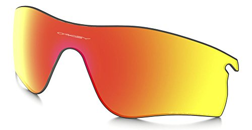 Oakley Radarlock Path Replacement Lenses Ruby Iridium Polarized