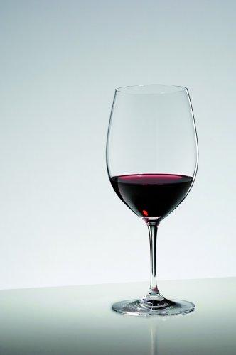 RIEDEL Vinum Cabernet Sauvignon/Merlot (Bordeaux) / 2 Stck. (Riedel Wein Gläser Bordeaux)