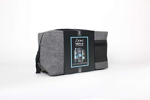Dove Men+Care, Kit para baños - 3 piezas
