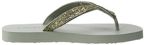 ESPRITDenise Glitter - Ciabatte Donna Verde (Light Khaki)
