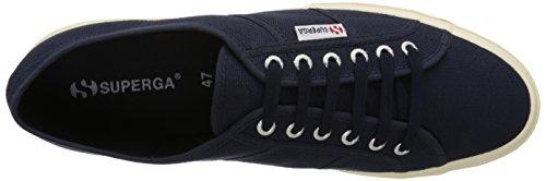 Superga 2750-Jcot Classic Scarpe da Ginnastica, Unisex Bambini Blu