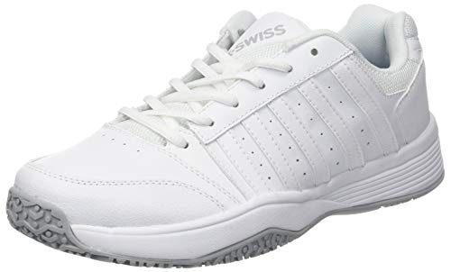new concept 0af05 dd7b5 K-Swiss Performance KS TFW Express Light HB, Chaussures de Tennis Femme  White (