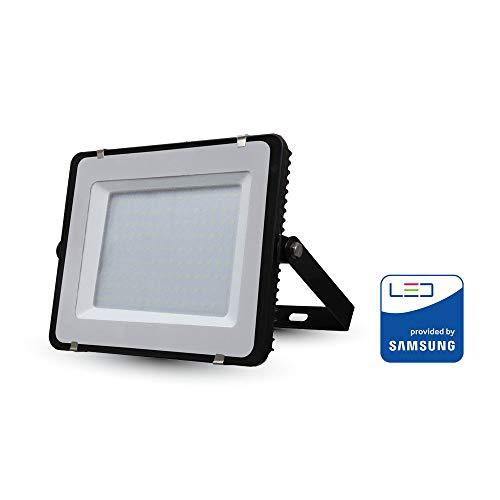 V-TAC vt-150150W LED a + + noir projecteur-Projecteur d'occasion  Livré partout en Belgique