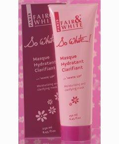 Fair and White So White Masque Hydratant et Clarifiant