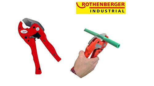 Rothenberger Industrial 36012 Kunststoffrohr-Schere-Ø 42 mm