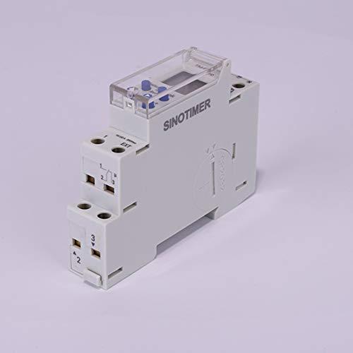 WOSOSYEYO SINOTIMER 220V / 110V TM610 1P 18MM Módulo