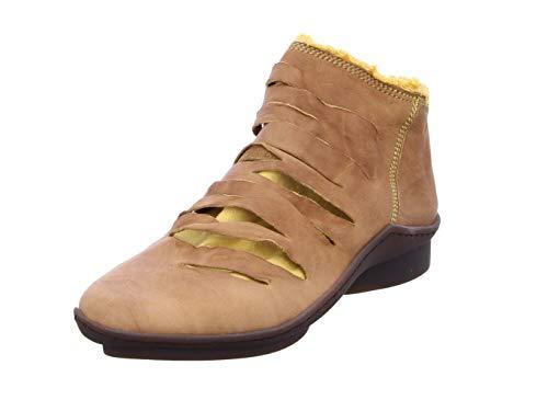 Trippen Coup Yellow Damen Boots & Stiefeletten in Mittel Gr.: 40 gelb