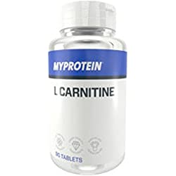MyProtein L-Carnitine Carnitina - 90 Tabletas