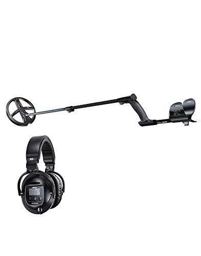 Detector metales XP DEUS 22 X35 WS5 auriculares WS5