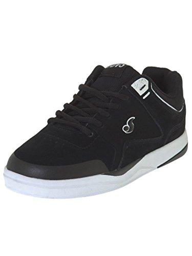 Chaussure Enfant DVS Portal Noir-Blanc