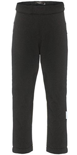 Preisvergleich Produktbild Name it 13138172 Nitalfa Softshell Slim Hose Regenhose ohne Latz schwarz Gr. 98