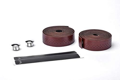 SehrGo Lenkerband PU Lenker Leder für Rennrad Mountainbike - 2 Stück