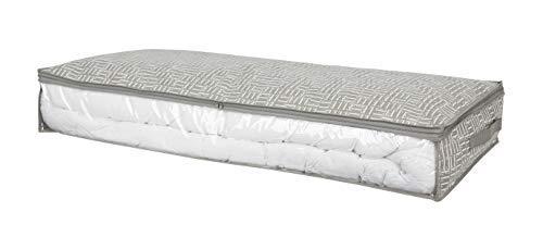 Elle Decor Jumbo Unter Bett Aufbewahrungstasche Set von 2 -