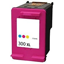 HP n ° 300 x l cartucho de color compatible – Cyan/Magenta/Amarillo