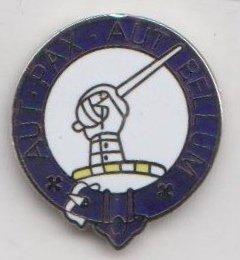 gunn-clan-of-scotland-anstecker-oder-war-entweder-peace