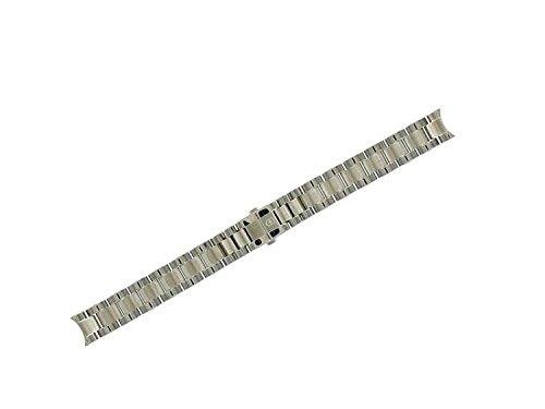 Victorinox Swiss Army 14mm Silver Tone Stainless Steel Metal (Womens Watch Victorinox)