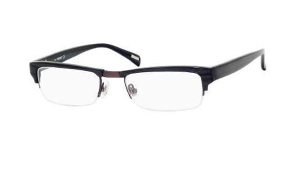 e32c16a7c6 FOSSIL Eyeglasses MACKENZIE 0JJP Charcoal 50MM  Amazon.co.uk  Clothing