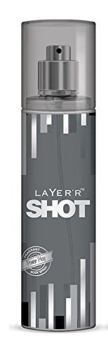 Layer\'r Shot Deodrant, Power Play, 135ml
