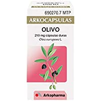 ARKOCAPSULAS OLIVO 210 MG 50 CAPSULAS