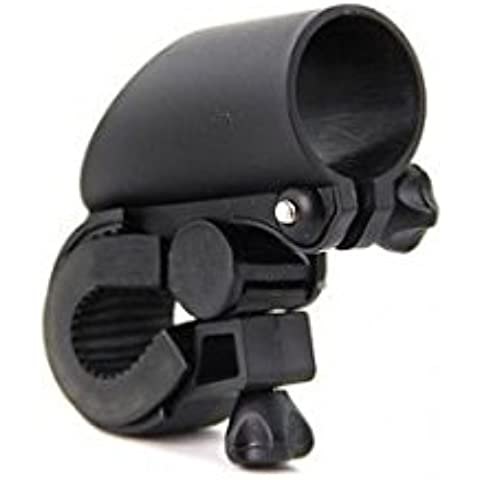 System-S Grad 360 per bici-luce lampade supporto di fissaggio borse
