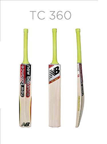 CW NB TC 360 Cricketschläger aus Kaschmir-Weide, Singapur-Griff, volle Größe für Erwachsene