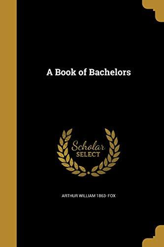 BK OF BACHELORS - 9781360922904