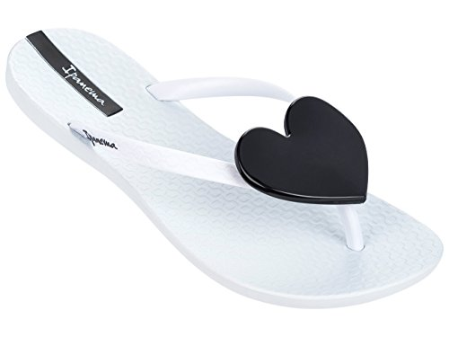 Ipanema Wave Heart Damen Sandalen Weiß