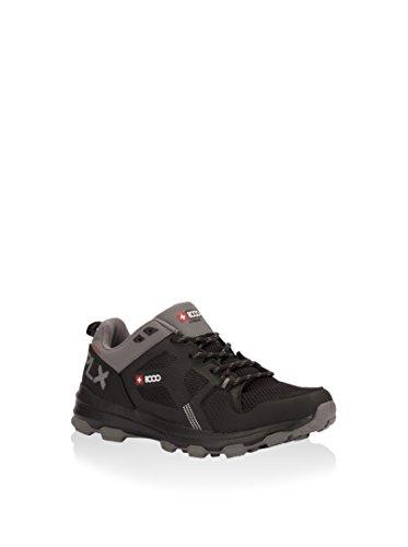 + 8000hommes Chaussures de randonnée trilen pour, Homme, Trilen noir