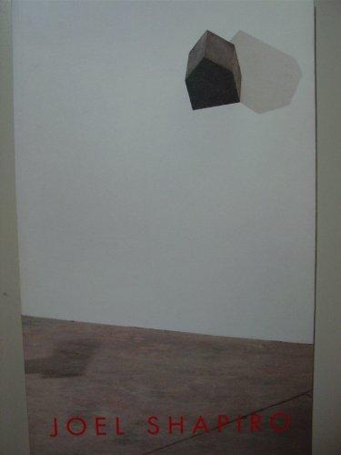 Joel Shapiro: Sculpture and Drawings: April 30-June 18, 1993: The Pace Gallery