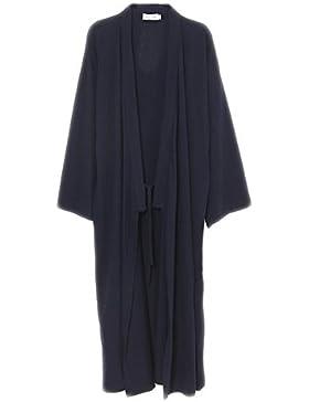 Vestidos de estilo japonés para hombre Pijamas de kimono Vestidos de vestir Albornoz Pure Cotton