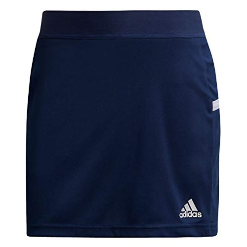 adidas T19 Skort W, Gonna Pantalone Donna, Team Navy Blue/White, XL