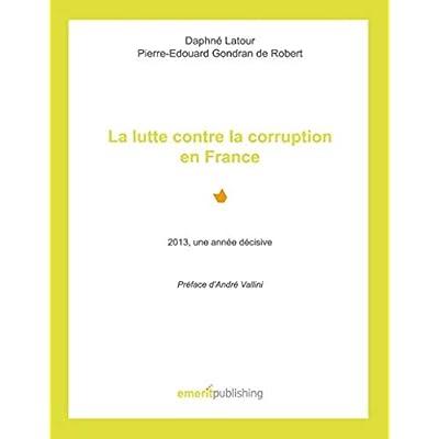 La Lutte Contre la Corruption en France