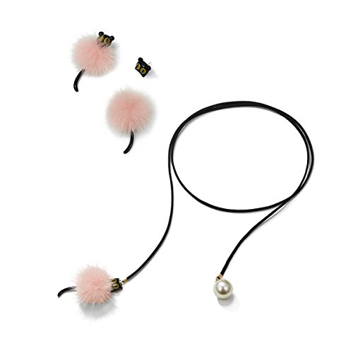 Damenmode Earing Set Kleine Ohrringe Für Frauen Süße Ohrstecker Bankett Box,C-S (Für Frauen Schmuck-box Earing)