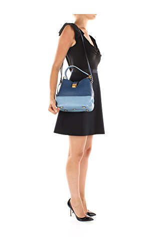 R1951CCOBALTOASTRALE Miu Miu Sac à bandoulière Femme Cuir Bleu Bleu